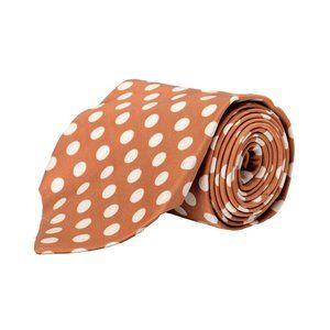 Gianfranco Ferre Men's Polka Dot Neck Tie